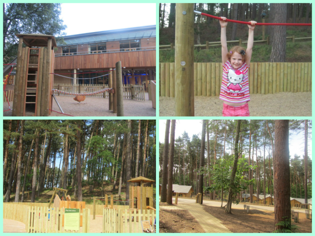 The Play Areas at Woburn