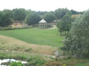 Chessington Hotel Savannah View