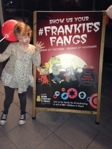 """""""frankiesfangs at Frankie and Bennys"""