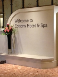 Cottons Hotel in Knutsford