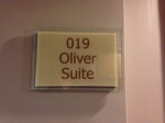 Oliver Suite at the Doubletree Chester