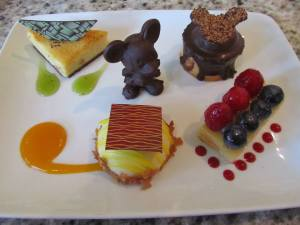 The amazing Disney food