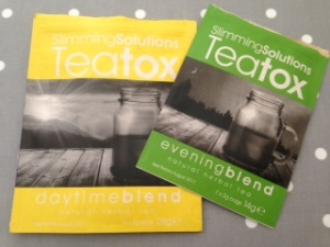 Teatox from Slimming Solutions