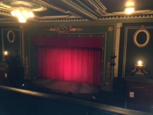 The beautiful Epstein Theatre in Liverpool