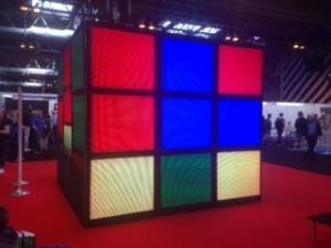 Huge Rubiks Cube