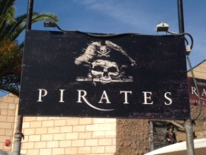 Pirates Show in Majorca