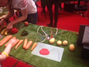 Anyone for musical vegetables ?