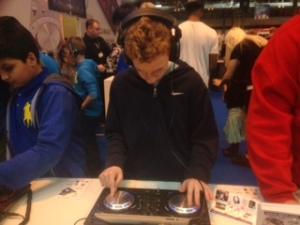 DJ Morgan
