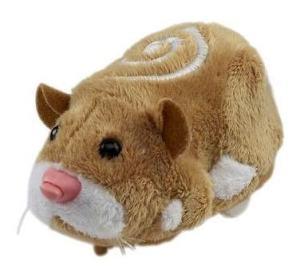 Zhu Zhu hamster