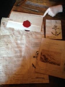 The menus at Smugglers Cove