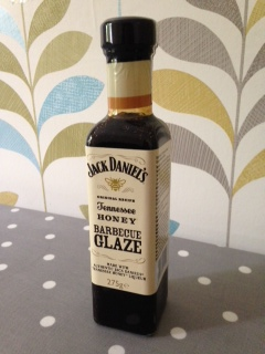 Jack Daniels Honey Barbecue Glaze Sauce